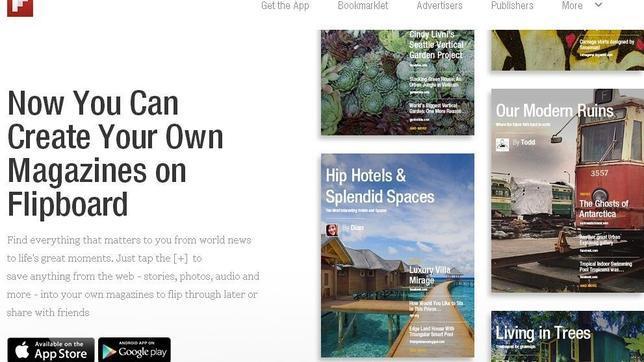 Flipboard 2.0, más rápida y visual