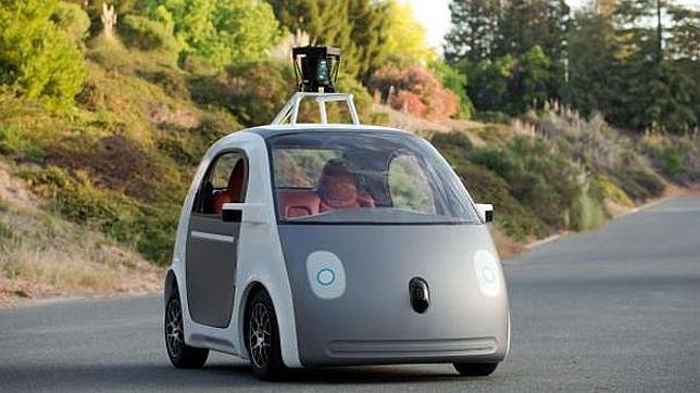 El coche autónomo de Google aprenderá a esquivar vacas y cualquier obstáculo