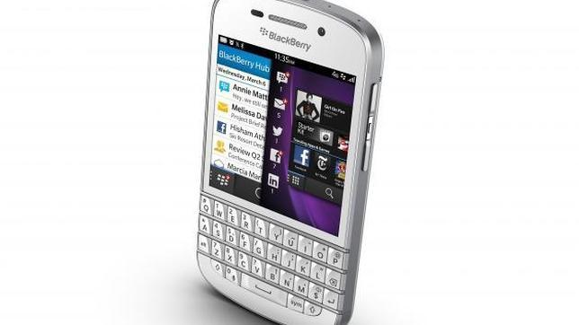 BlackBerry Q10 ya está disponible en España
