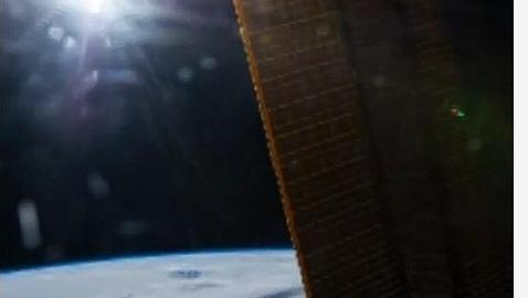 Un astronauta publica el primer «Vine» desde el espacio