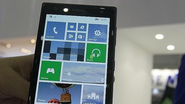 Microsoft quiere incorporar Kinect en sus Windows Phone