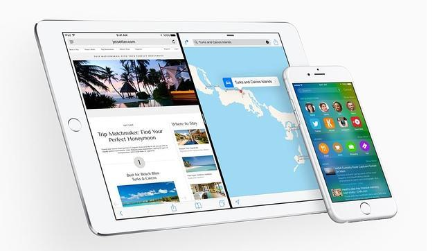 Las funciones ocultas de iOS 9
