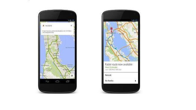 La nueva versión de Google Maps llega por fin a Android