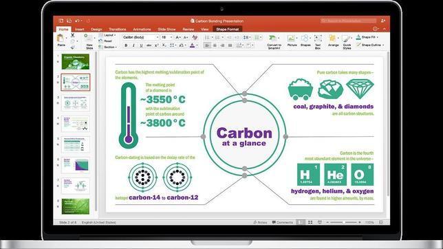 Office 2016 ya está disponible para Mac