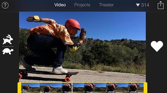 Las mejores «apps» para editar vídeos en «smartphones»