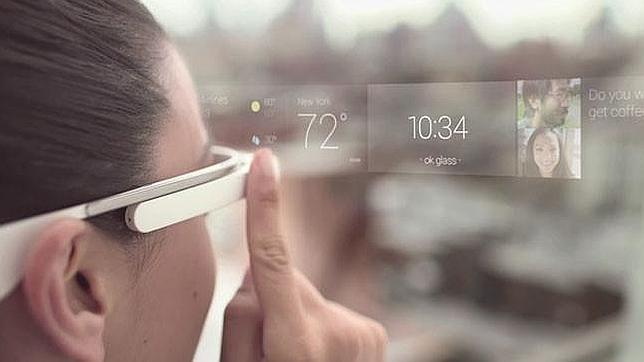 Google Glass añade la captura de «pantalla» e identificador de canciones