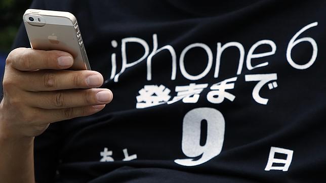 Los precios de los iPhone 6 y iPhone Plus en España: 699 y 799 euros
