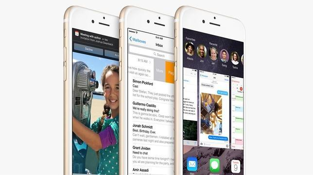Apple anuncia que iOS 8 se liberará el 17 de septiembre