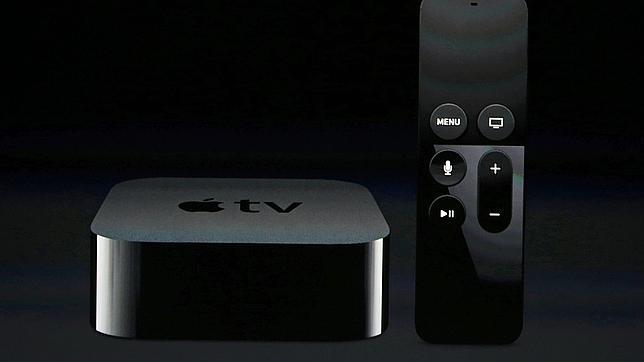 Apple se refuerza en la batalla por el control del mando a distancia