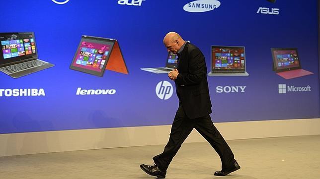 El sustituto de Ballmer en Microsoft será elegido antes que termine el año