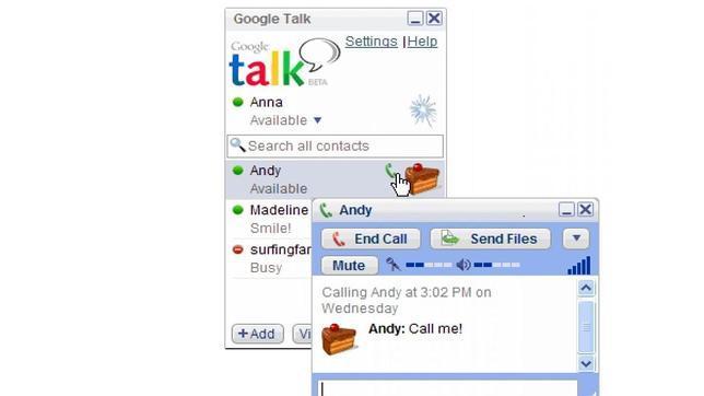 Google pide disculpas por los problemas técnicos en Gtalk y Hangouts