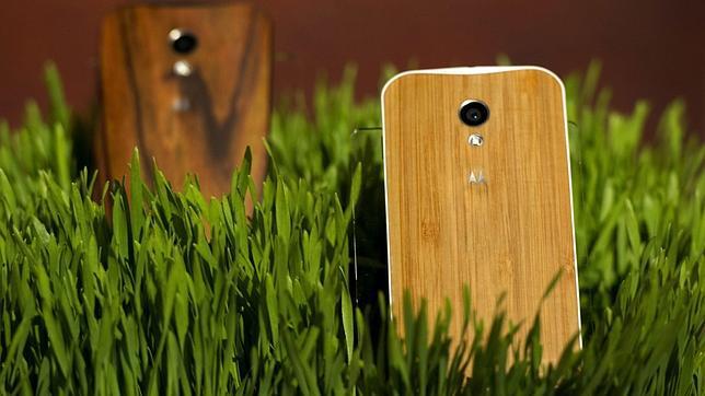 El Moto X es más innovador que los iPhone 5S y 5C
