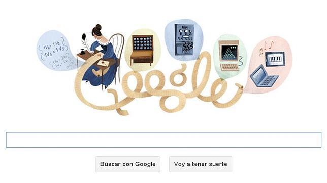Ada Lovelace, la primera programadora de la historia homenajeada por Google