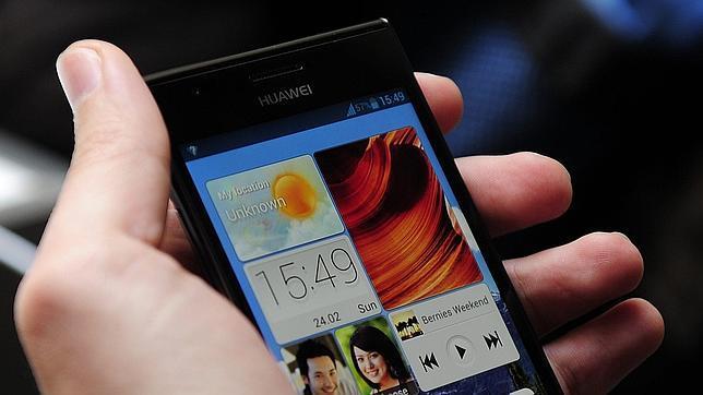 Los «smartphones» fabricados en China se comen el mundo
