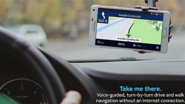 Los mapas Here de Nokia, disponibles para Android en todo el mundo