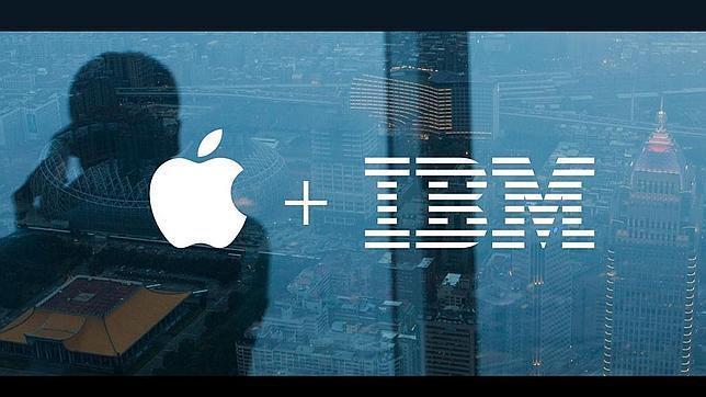 Apple e IBM lanzan la primera oleada de «apps» para iPhone y iPads de empresa
