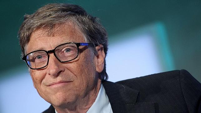 Bill Gates, la persona más admirada del mundo