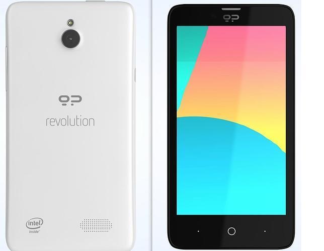 Geeksphone Revolution, el móvil que cambia de sistema operativo entre Android y Firefox