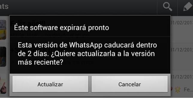 WhatsApp, ¿vuelve a ser gratis en Android?
