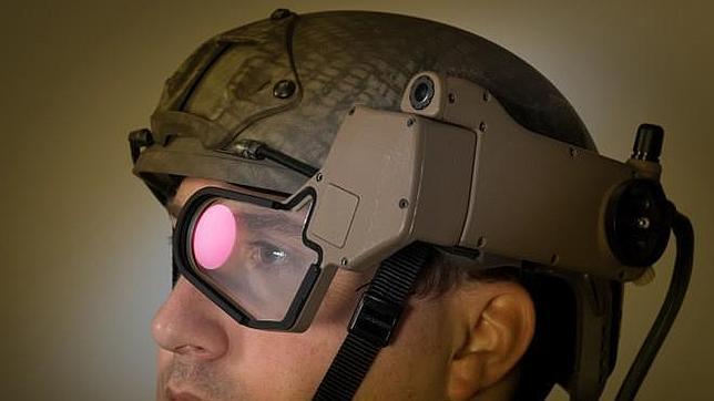 Google Glass para convertirse en un soldado americano