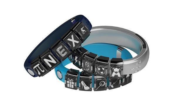 NEX band, una pulsera inteligente modular