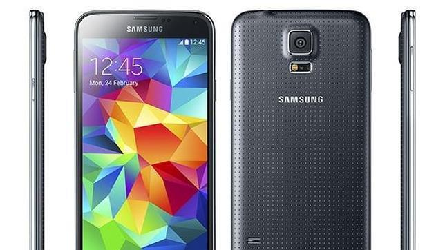 Llega a España el Samsung Galaxy S5