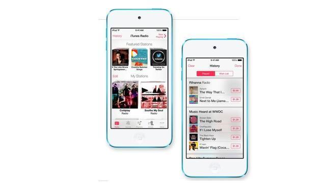 Así es iTunes Radio, el nuevo reproductor de música en «streaming» de Apple