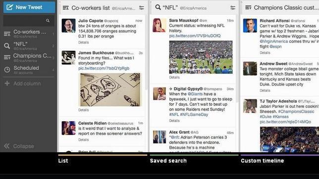 Tweetdeck sufre un hackeo y pide a sus usuarios salir de la aplicación