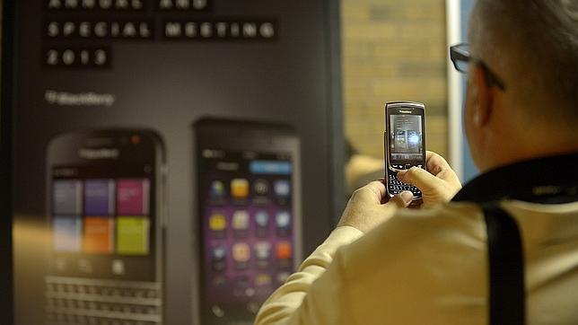El nuevo teléfono con BlackBerry 10 será muy parecido al Samsung Galaxy S4