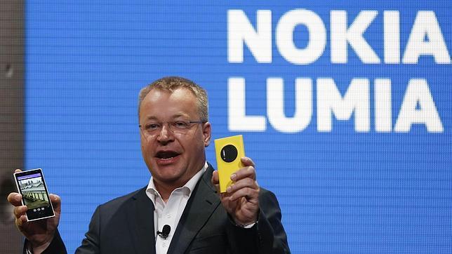 En directo: Nokia presenta el Lumia 1020, más cámara que móvil