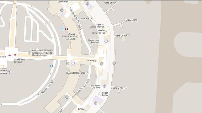 Qué es y para qué sirven los mapas interiores de Google Maps