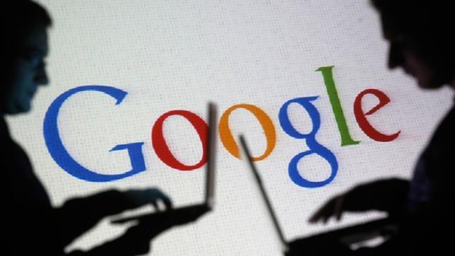 El «alfabeto» según Google