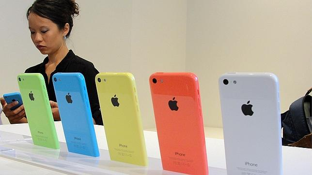 El iPhone 5C «low cost» decepciona en China