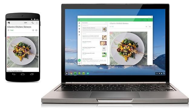 Las «apps» de Android empiezan a ser compatibles con Chrome OS