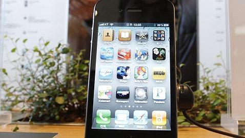 El iPhone 4, el «smartphone» más frágil del mercado