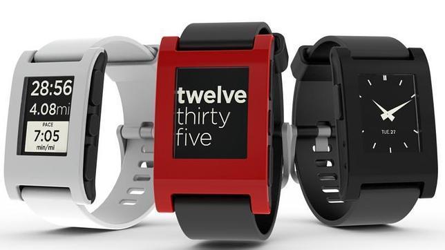 El «smartwatch» Pebble se actualiza para iOS 7