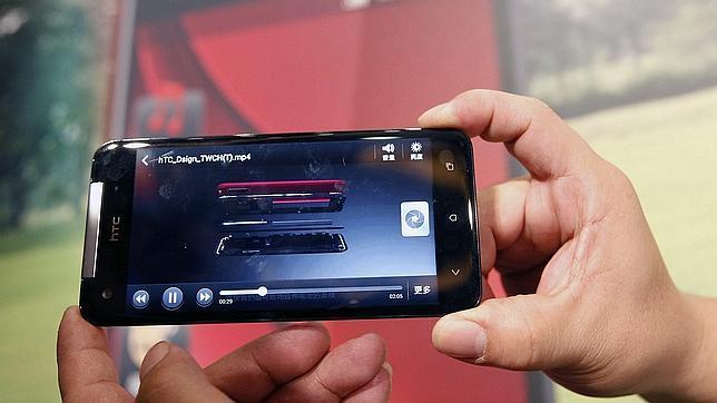 HTC comienza a remontar
