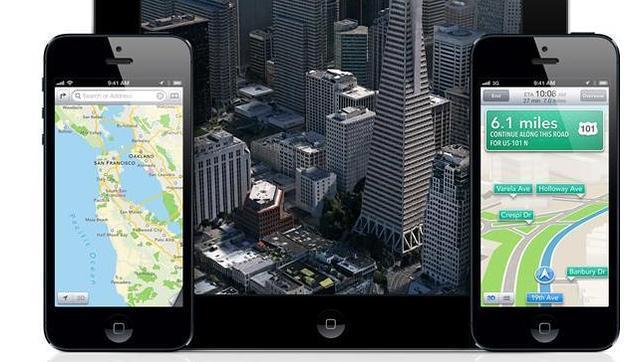 Apple corrige sus mapas tras el aviso de la policía australiana