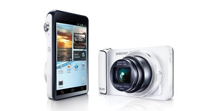 Vodafone lanza la Samsung Galaxy Camera por 29 euros al mes