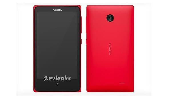 ¿Este es el «smartphone» de Nokia con Android?