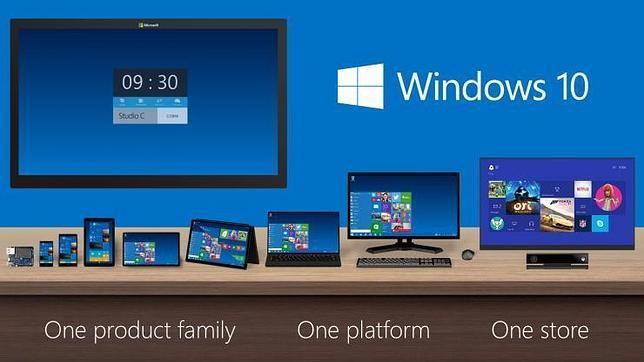 Microsoft desvelará más novedades de Windows 10 en enero