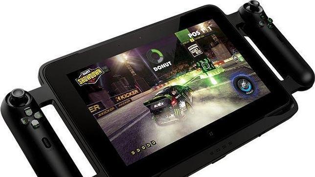 Razer Edge, un «tablet» pensado para los amantes de los videojuegos