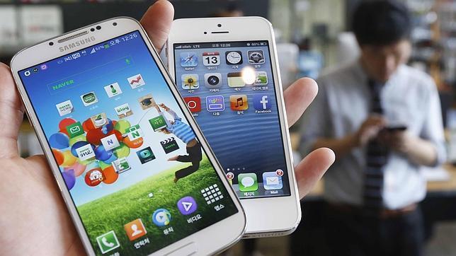 El poder de Android e iOS se consolida en 2013
