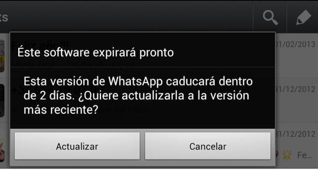 WhatsApp desmiente que vaya a ser gratis para Android