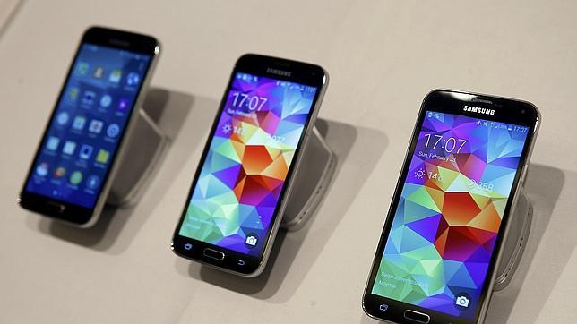 Samsung mejora el sensor dactilar y la cámara del Galaxy S5