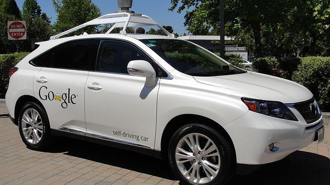Los coches autónomos de Google han tenido 11 accidentes en 6 años