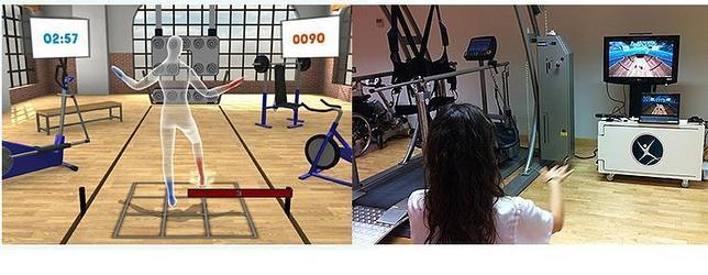VirtualRehab, cuando Kinect ayuda a los pacientes con enfermedades neurológicas