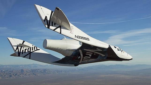 Google quiere comprar parte de Virgin Galactic, una empresa de turismo espacial
