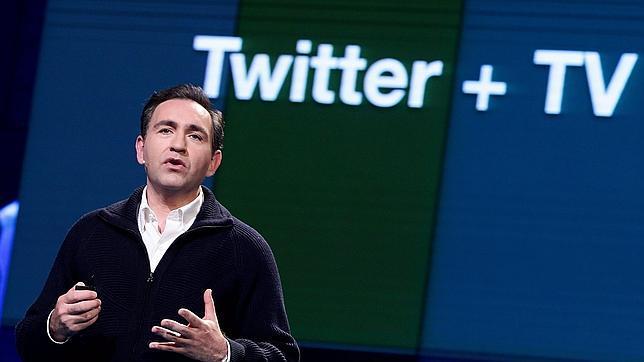 Dimite Ali Rowghani, director de operaciones de Twitter