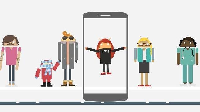 Android realiza una página web que elige el móvil que necesitas
